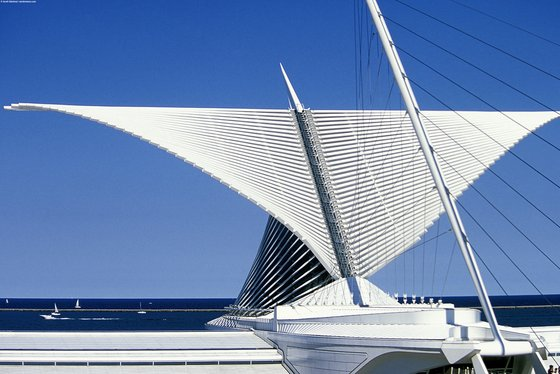 Milwaukee Art Museum: Quadracci Pavilion [addition]